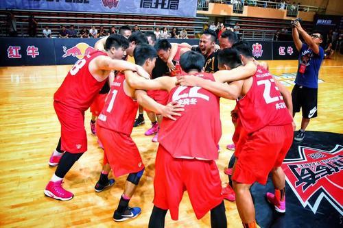 获投A轮 前北青男篮队员在32城办草根赛事 6千队伍11万篮球友来角逐
