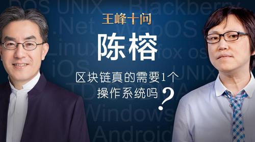 王峰十问陈榕:区块链上直接写DApp是画蛇添足 公链没必要做智能合约