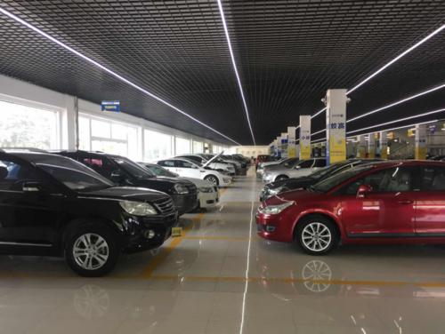 线下为王的二手车商:年入8000万挂牌新三板 8省开店85家已整体盈利