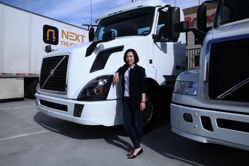 红杉花2100万刀投了位女硕士:盘踞美国西海岸 帮1万家卡车公司寻货主