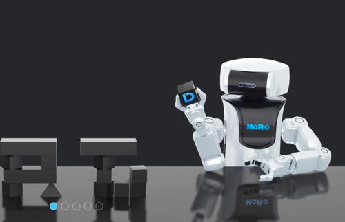 """5年融6轮 师从""""大白之父""""博士回国研发机器人 已服务100余所高校"""