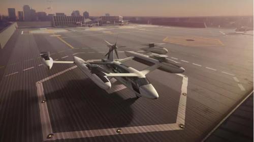 Uber计划2023年推出空中出租车服务