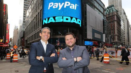 前PayPal COO雷迪加盟谷歌 出任商务VP