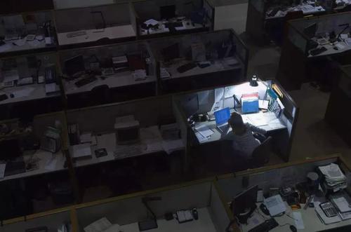 工作一年有多苦:秘密藏在500万职场人的电子名片里