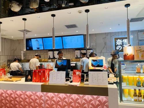 新式茶饮如何留住顾客?