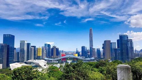 中国为什么只有一个深圳