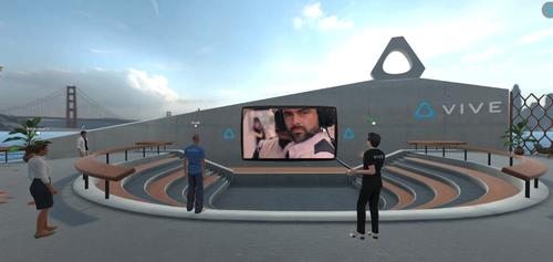 尝鲜XR会议,HTC Vive XR Suite将未来的生活工作带入虚拟世界