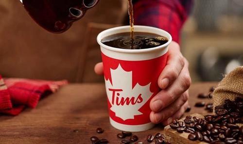 腾讯投资加拿大国民咖啡品牌Tim Hortons 未来将在中国开设1500家门店
