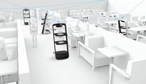 """美团独家投资 室内配送机器人企业""""普渡科技""""完成过亿元融资"""