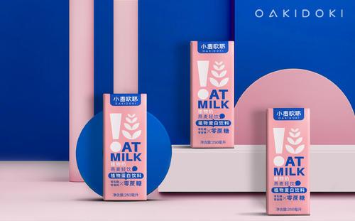 一盒燕麦奶上市俩月拿下千万级融资:月销量暴增5倍 累计销售300万