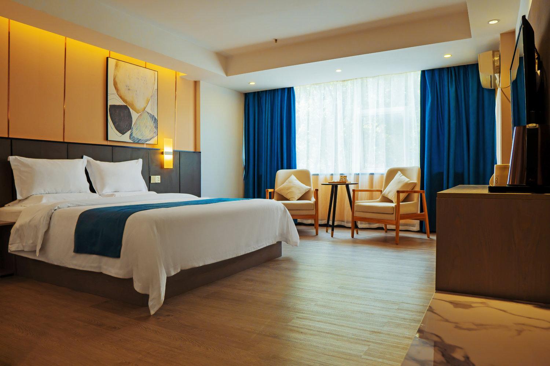 这家互联网酒店再获1亿融资 入住率超9成:改造三四线小微酒店