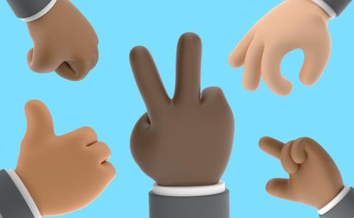 【每日idea分享】10月19日:3000个手势动图;可以混合的白噪音
